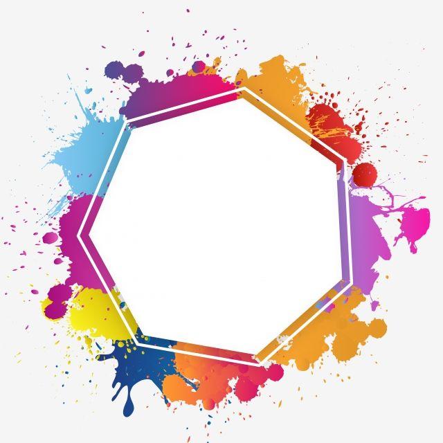 Abstract Colorful Splash Splatter Illustration Vector And Png In 2020 Poster Background Design Watercolor Splash Colorful Backgrounds