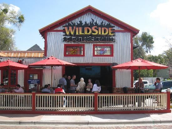 Wildside Bbq Orlando Thorton Park