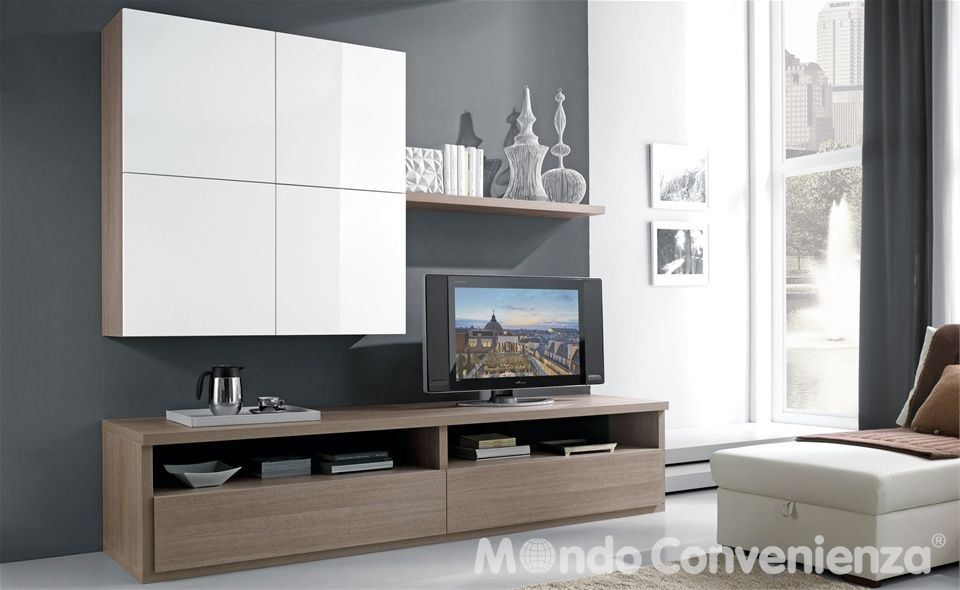Soggiorno S 242 - Mondo Convenienza | DIY - Home | Pinterest | Room