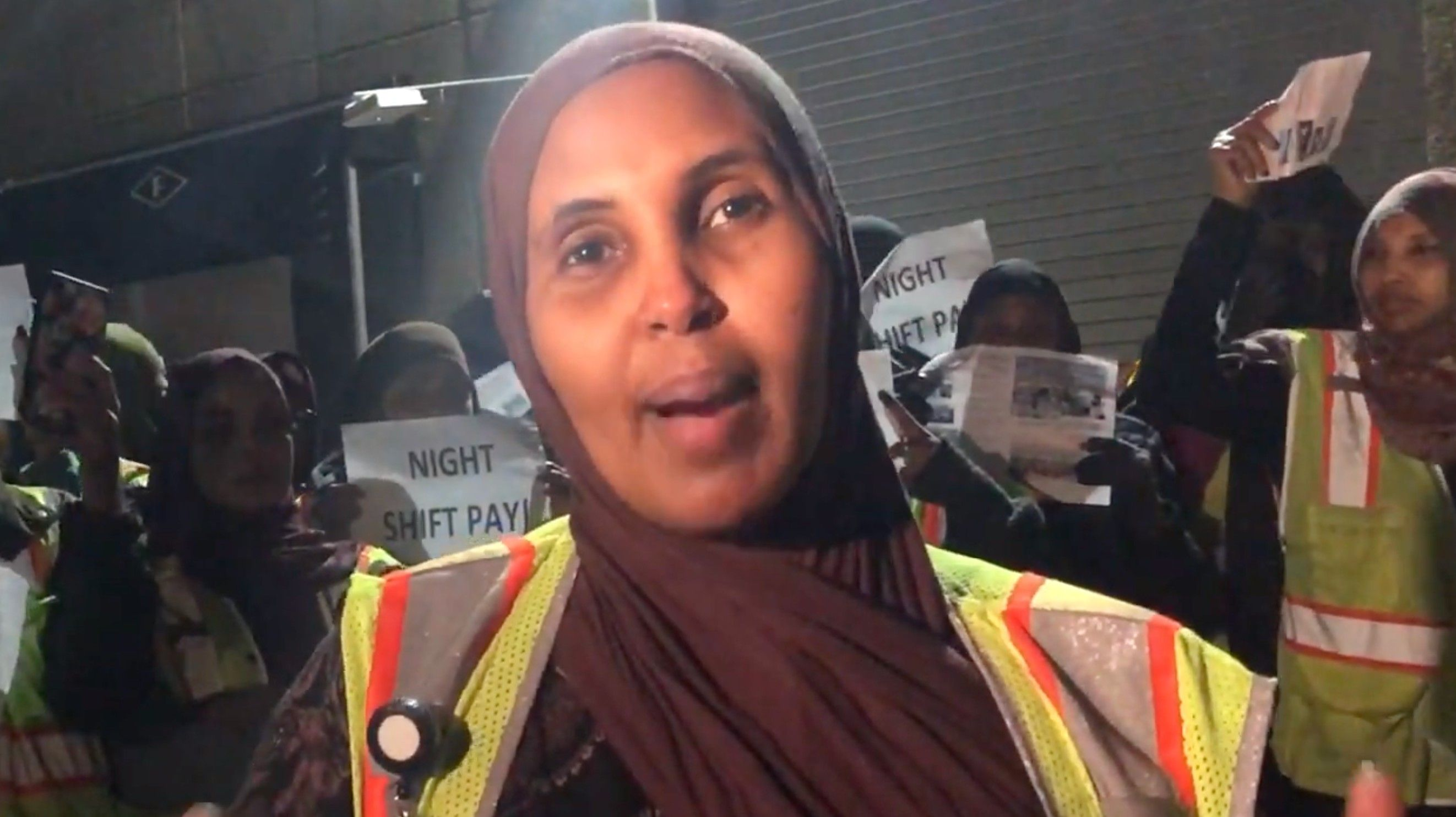 60 Amazon Workers Walked Out Over Warehouse Working Conditions