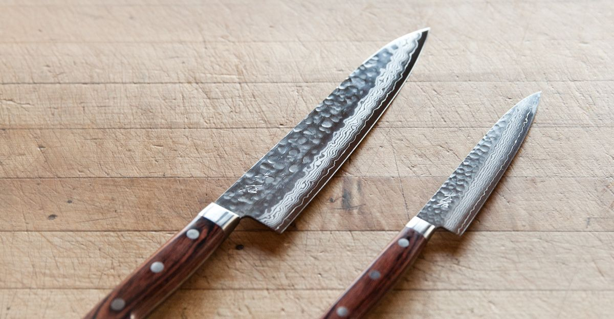 Best Anese Knives And Knife Sharpeners Ohishi