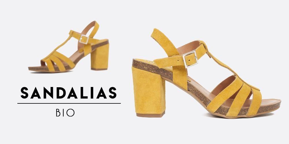 Zapatos miMaO Sandalias de Cu/ña C/ómodas Sandalias Plataforma C/ómodas Plantilla Acolchada Ultra Confort Gel Sandalias Piel Mujer Hechos EN ESPA/ÑA