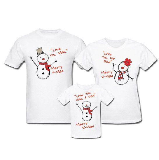 Natal Tee #christmas #T-Shirt natal #T-Shirt natal anak #T-Shirt ...