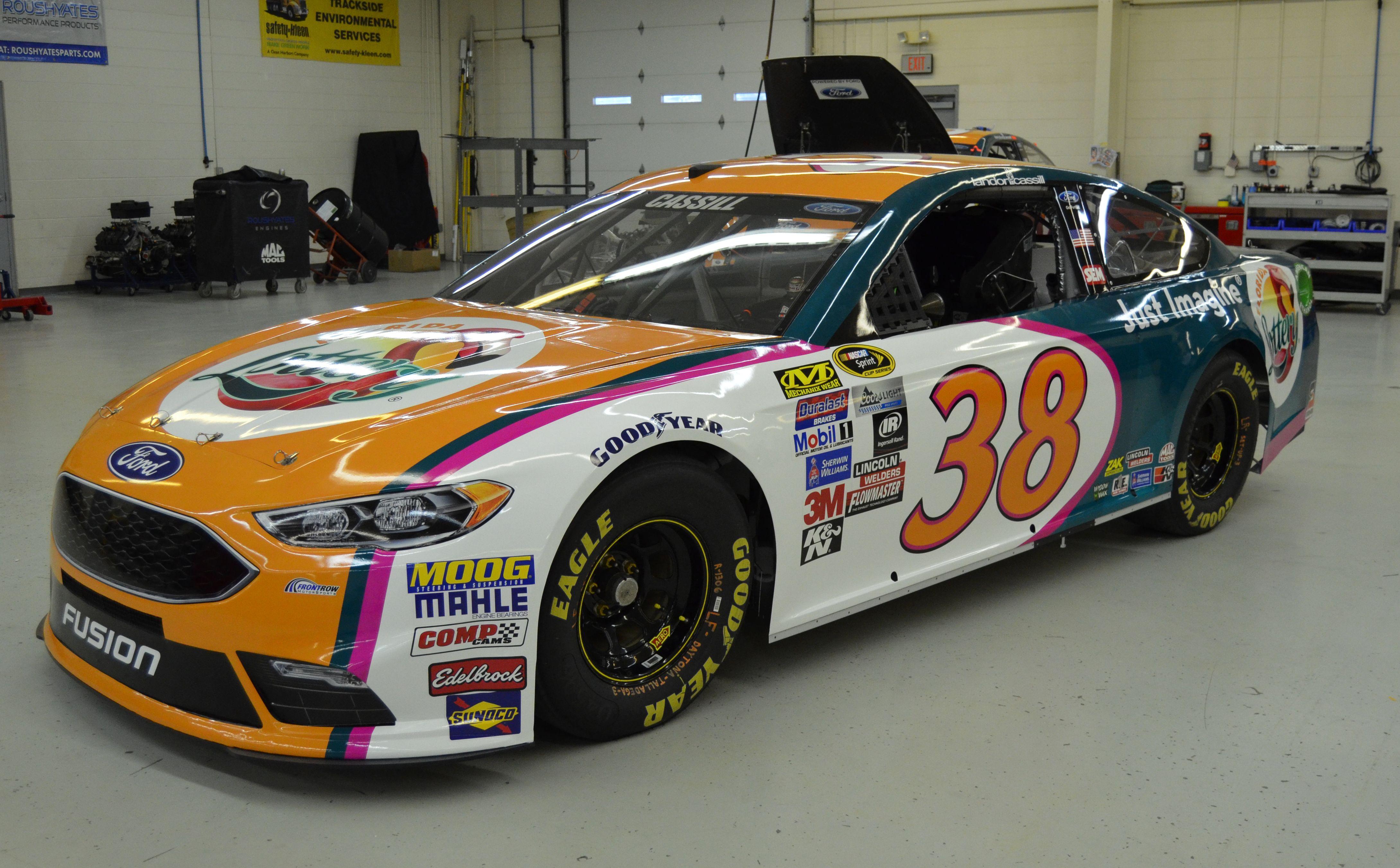 Drag race car paint schemes - Florida Lottery Joins Cassill For Daytona 500 Nascar Carsnascar Racingrace Carsdrag Racingfloridadaytona 500paint Schemesdirt