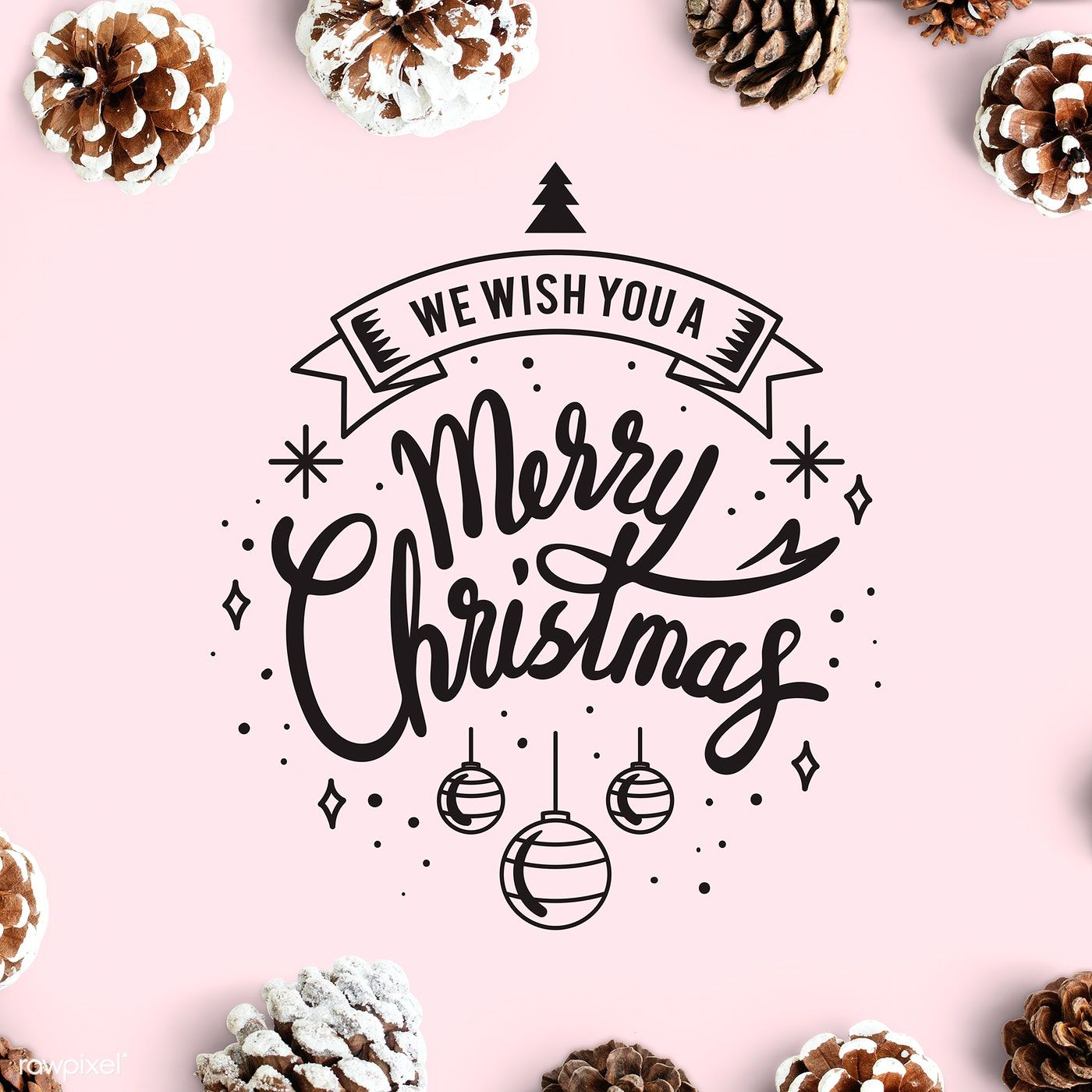 We Wish You A Merry Christmas Card Mockup Premium Image By Rawpixel Com Merry Christmas Card Wish You Merry Christmas Merry Christmas Calligraphy