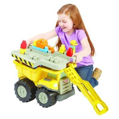 Tow N Go >> Kids Work Tonka Tow N Go Tuff Truck 25pc Products Working