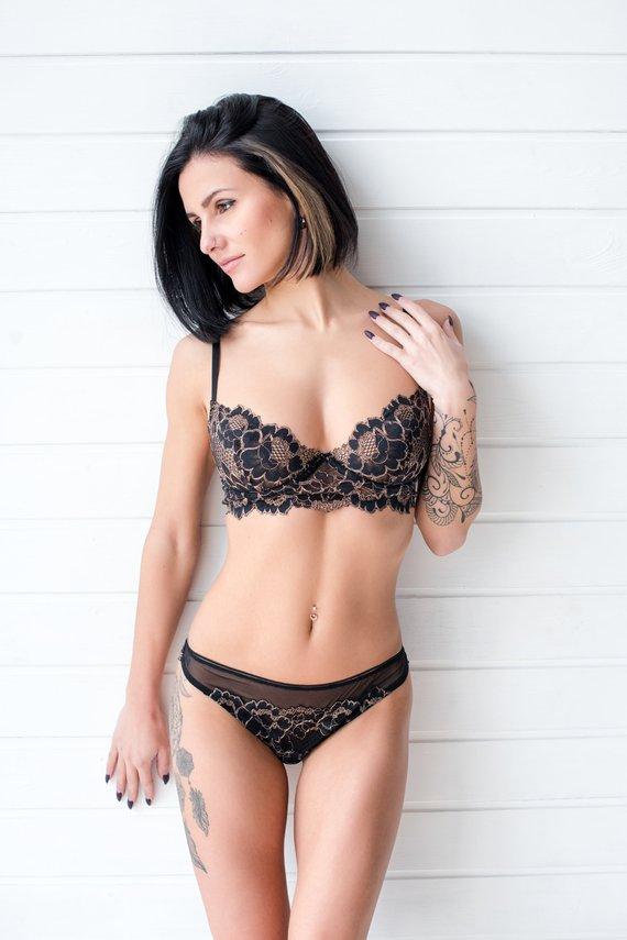 91c0d13c59 Sheer lingerie   Sexy lingerie   see through lingerie   lace lingerie   gift  for her   erotic linger