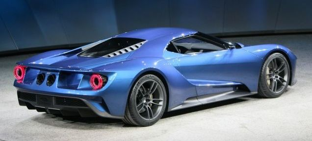 There Are Plans To Race The Brand New Ford GT This Year : brand new ford cars - markmcfarlin.com