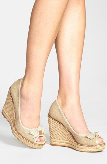 3a12c1f492e Tory Burch 'Jackie' Wedge Espadrille | Nordstrom......Have!!! so ...