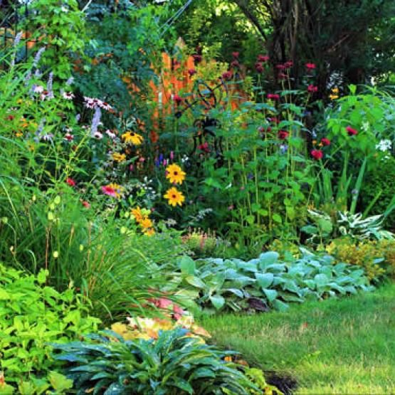 Front Yard Landscaping Ideas Wisconsin Blandscapingb Bb: English Inspiration In A Midwest Climate