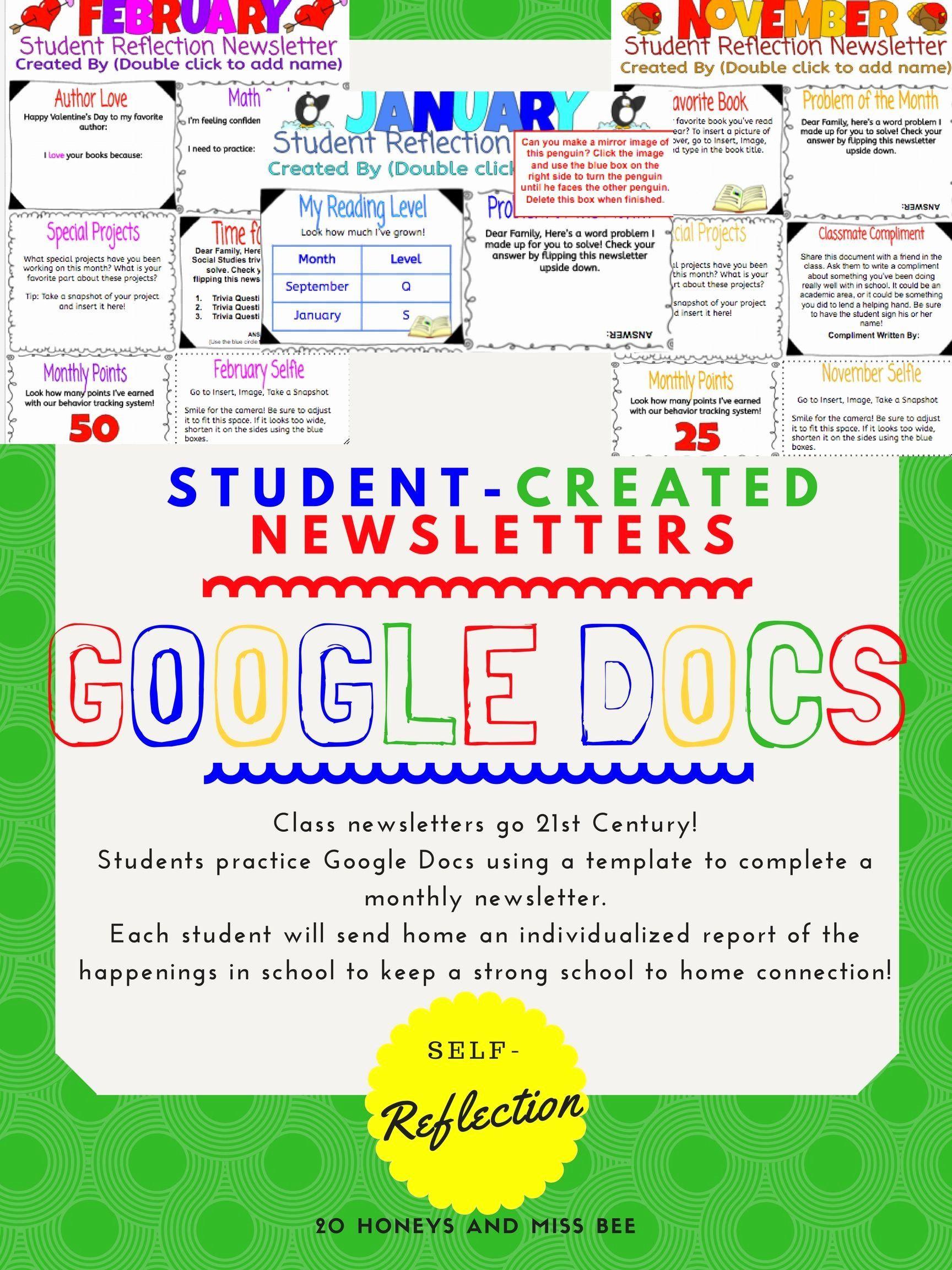 Google Docs Newsletter Template Http Www Valery Novoselsky Org Google Docs Newsletter Te Newsletter Templates Newsletter Template Free How To Make Brochure