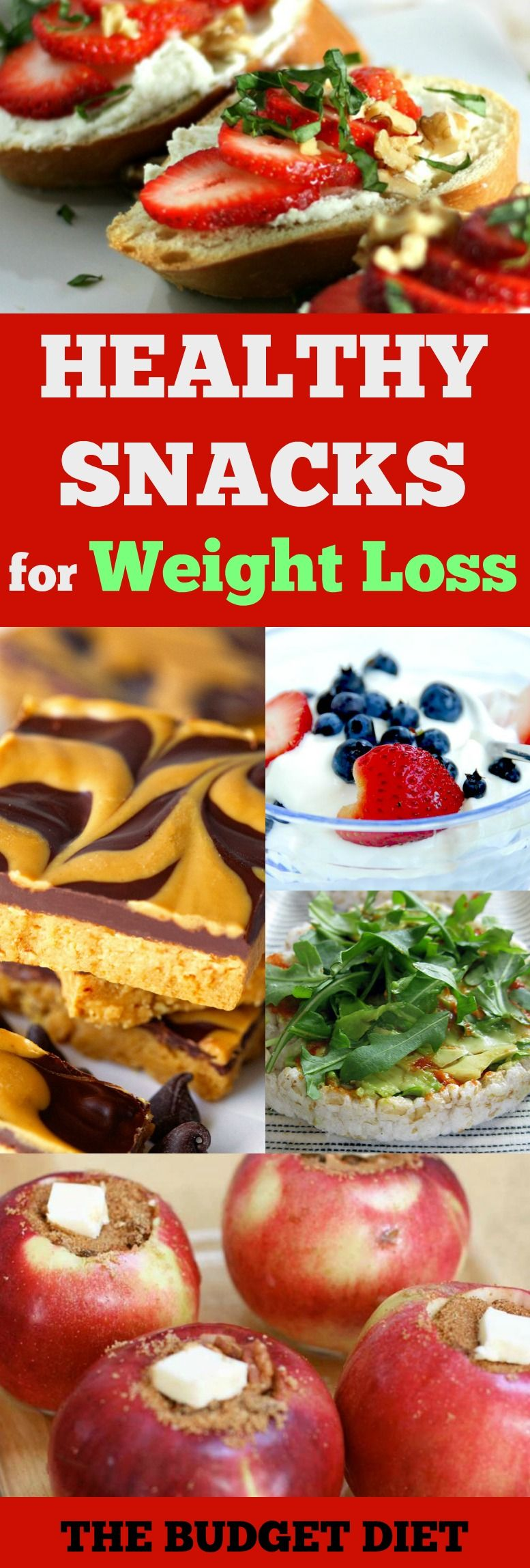 16 Best Healthy Snacks For Weight Loss