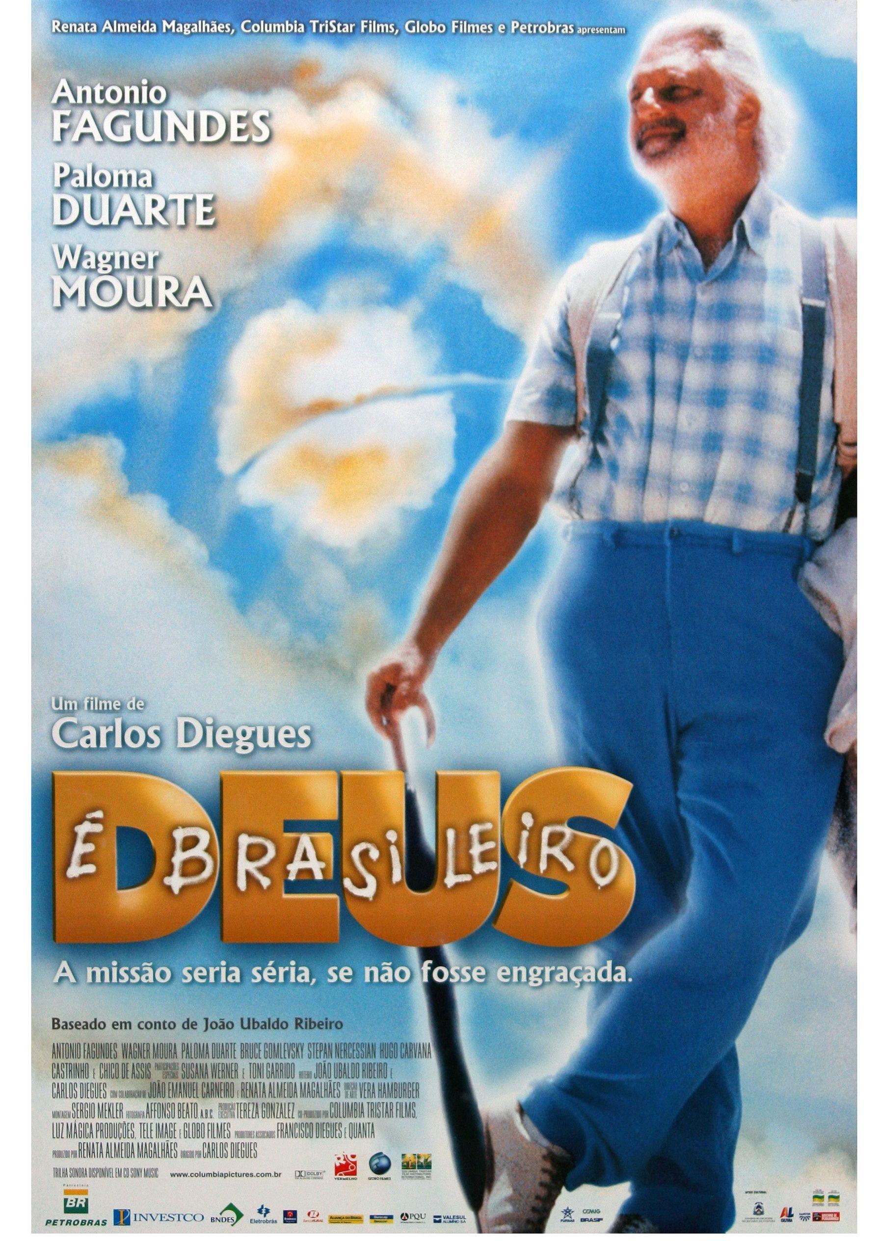Deus E Brasileiro Filmes Filme Deus Filmes Comedia