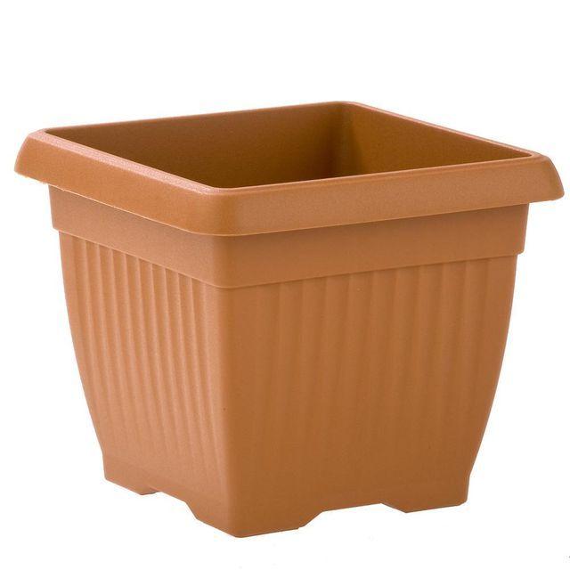 Donica Terra 37 37 X Cm Prosperplast Trash Can Small Small Trash Can