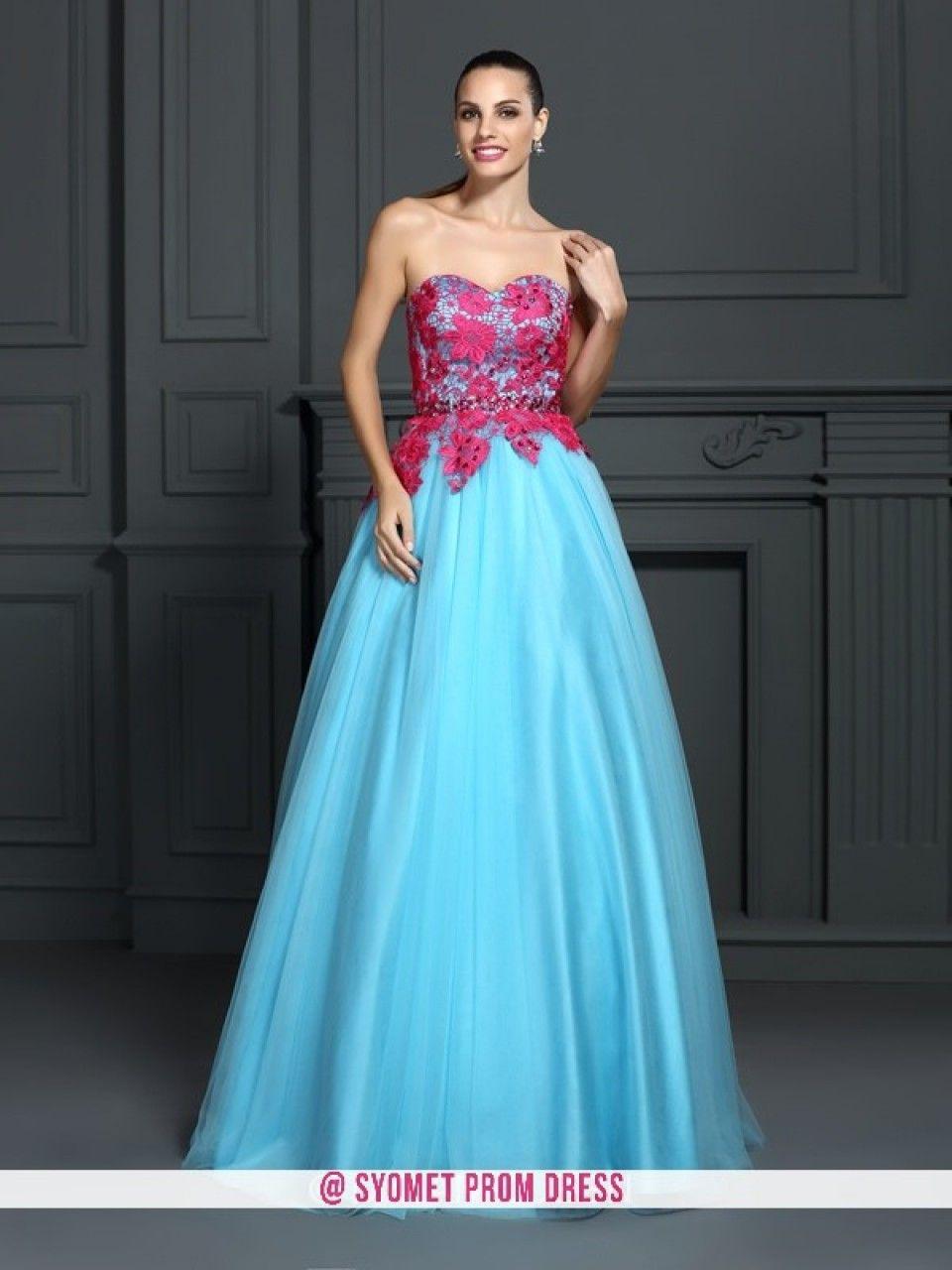 So chic promdress promtrends prom syomet prom dresses