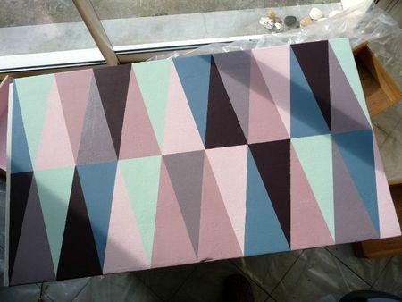 Les habits neufs du petit bureau une touche de colors