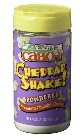 Cabot Cheddar Shake Powdered Premium Cheese This Stuff Is Perfect For Making Annie S White Mac Even Cheesier