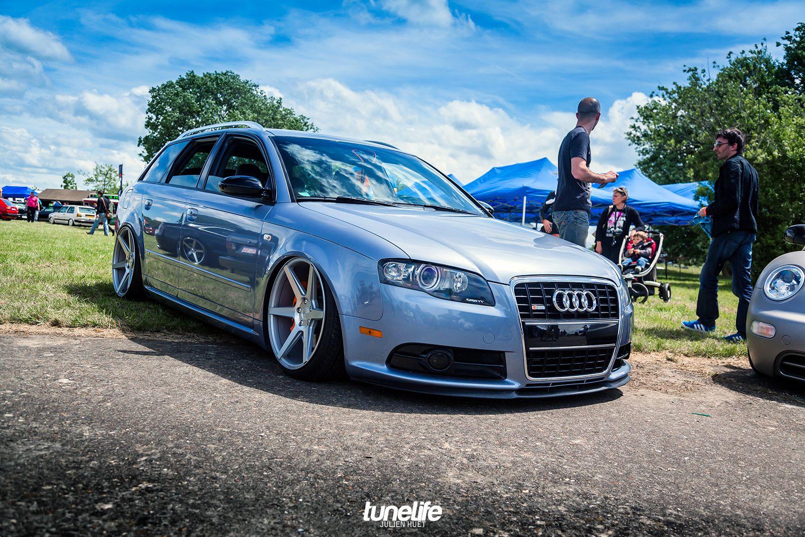 Audi A4 B7 Avant Tuning 6 Tuning アウディ 車