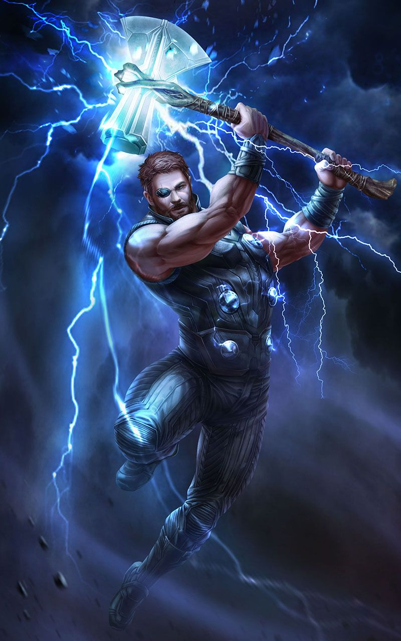 Thor Wallpaper Thor Wallpaper Marvel Thor Thor Art