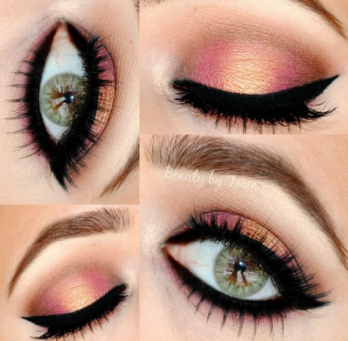 Using too faced chocolate bar palette eyes pinterest too faced chocolate bar tutorial baditri Images