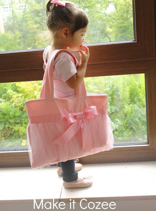 Another Great Ballet Bag To Use With Arabesque