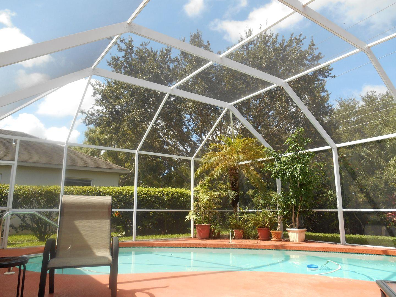 Rescreening Repair Pool Cages Screen Enclosures