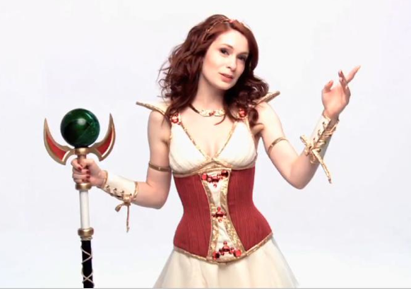Felicia Day from The Guild