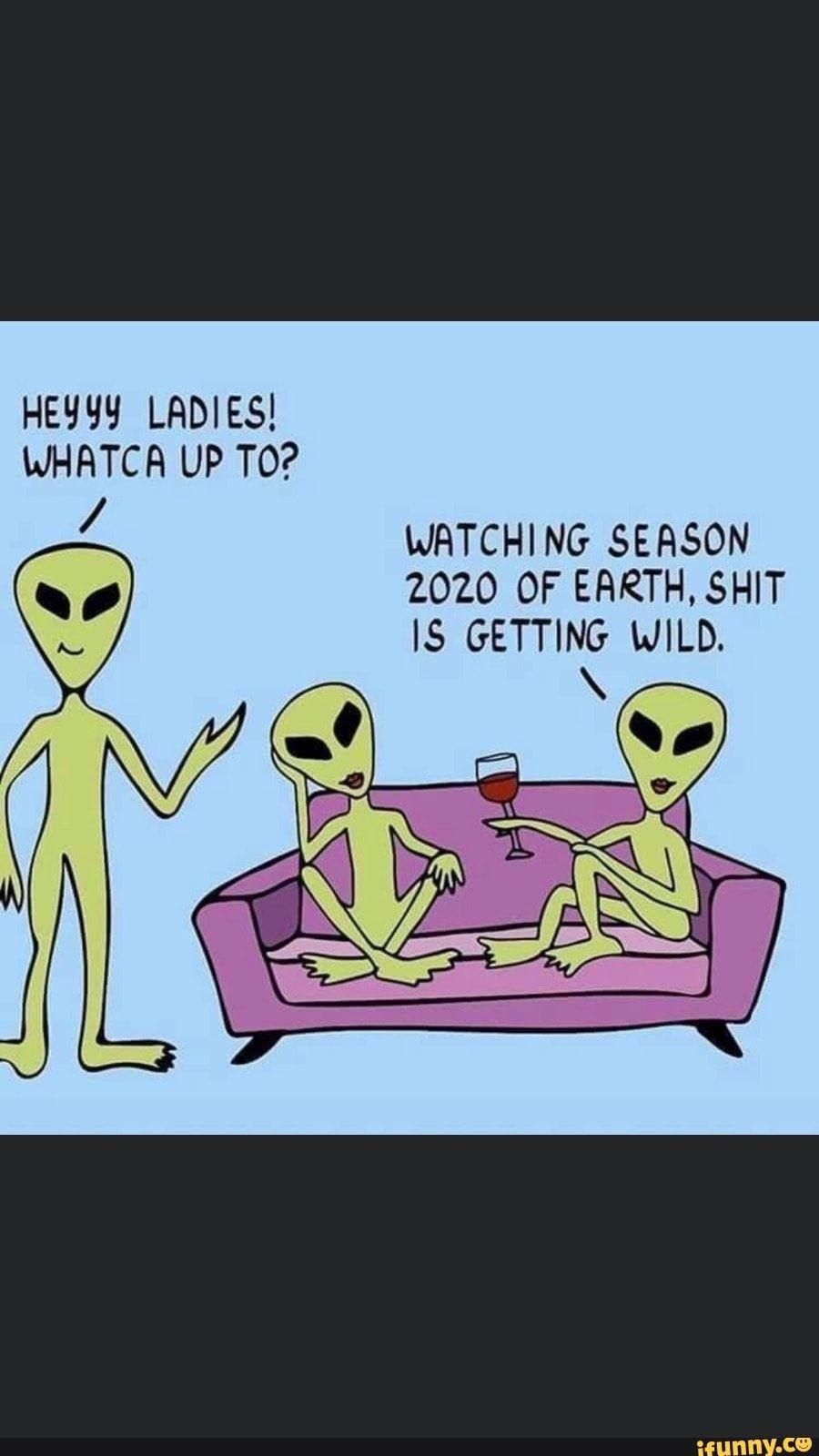 PG Mean rg 4 WATCHING SEASON 2020 OF EARTH, SHIT IS GETTING WILD. - )