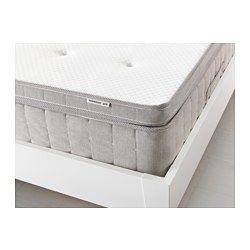 Ikea Knapstad Mattress Topper Twin Choose Which Side Suits You Best One Is Cooler Than The Other Memory Mattress Mattress Pads Pillow Top Mattress Pad