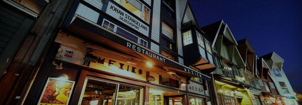 Det er alltid sol i Mexico! Vi serverer lunsj og middag, ute eller inne. Ønsker…