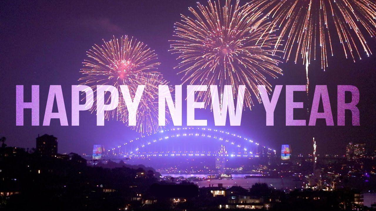 Happy New Year 2019 Happy new year fireworks, Happy new