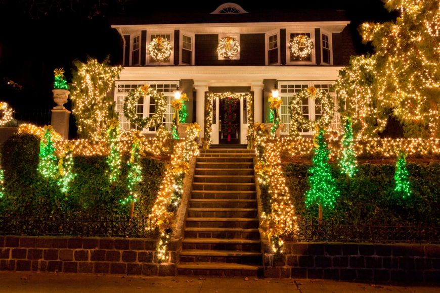 29 Types Of Outdoor Christmas Lights For Your House 2020 Holiday Lighting Guide Outdoor Christmas Christmas Lights Outdoor Christmas Lights