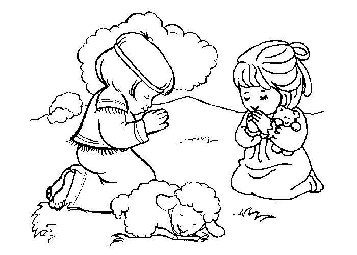 Kids Coloring Bible Story Coloring Pages Free On Bible Story ...