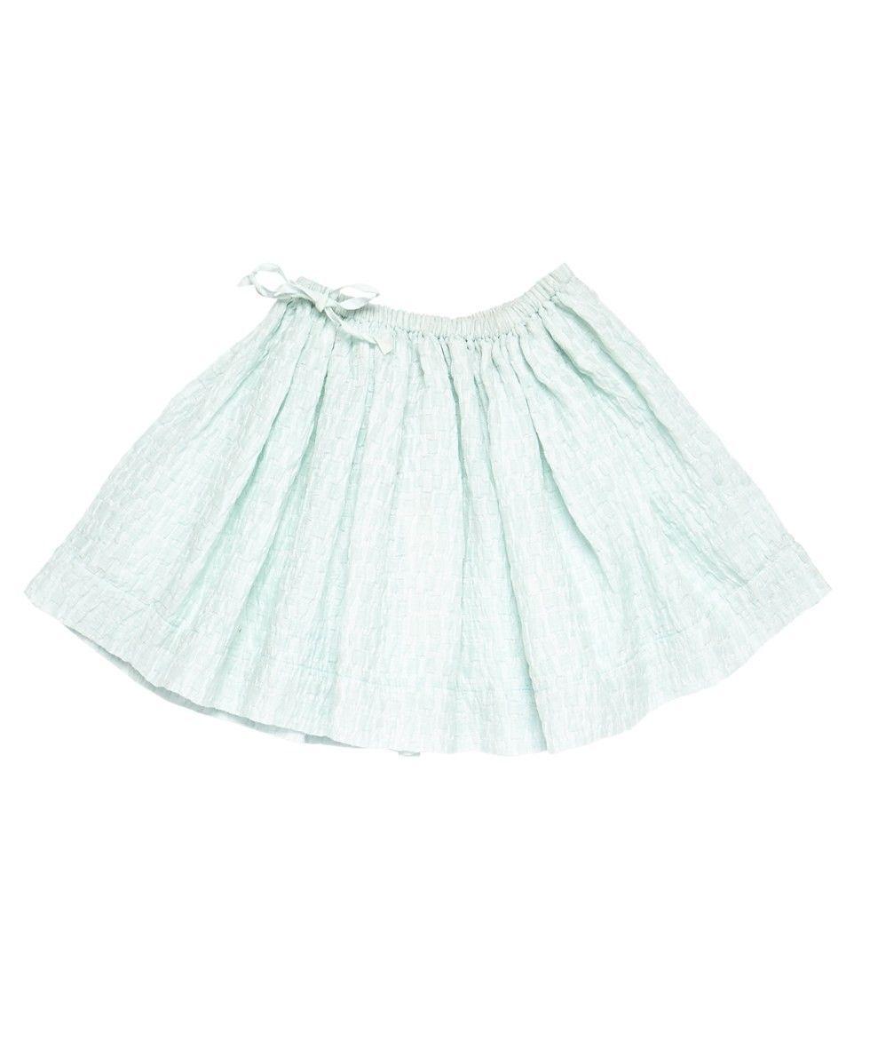 Sooty Skirt, Mint, Caramel Baby & Child.