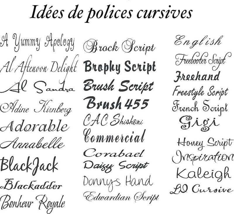 Dessin tatouage plus de 40 mod les originaux pour toute - Police ecriture tatouage ...
