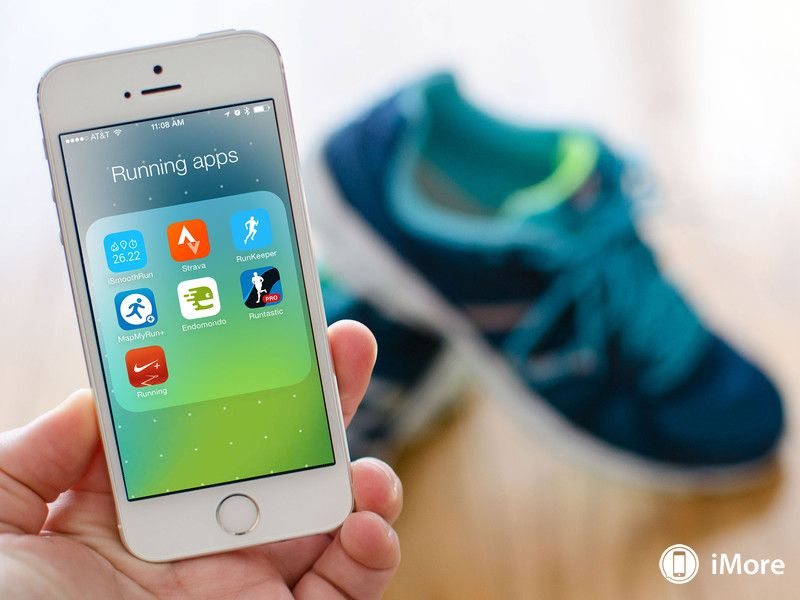 Best run tracking apps for iPhone RunKeeper, Map My Run