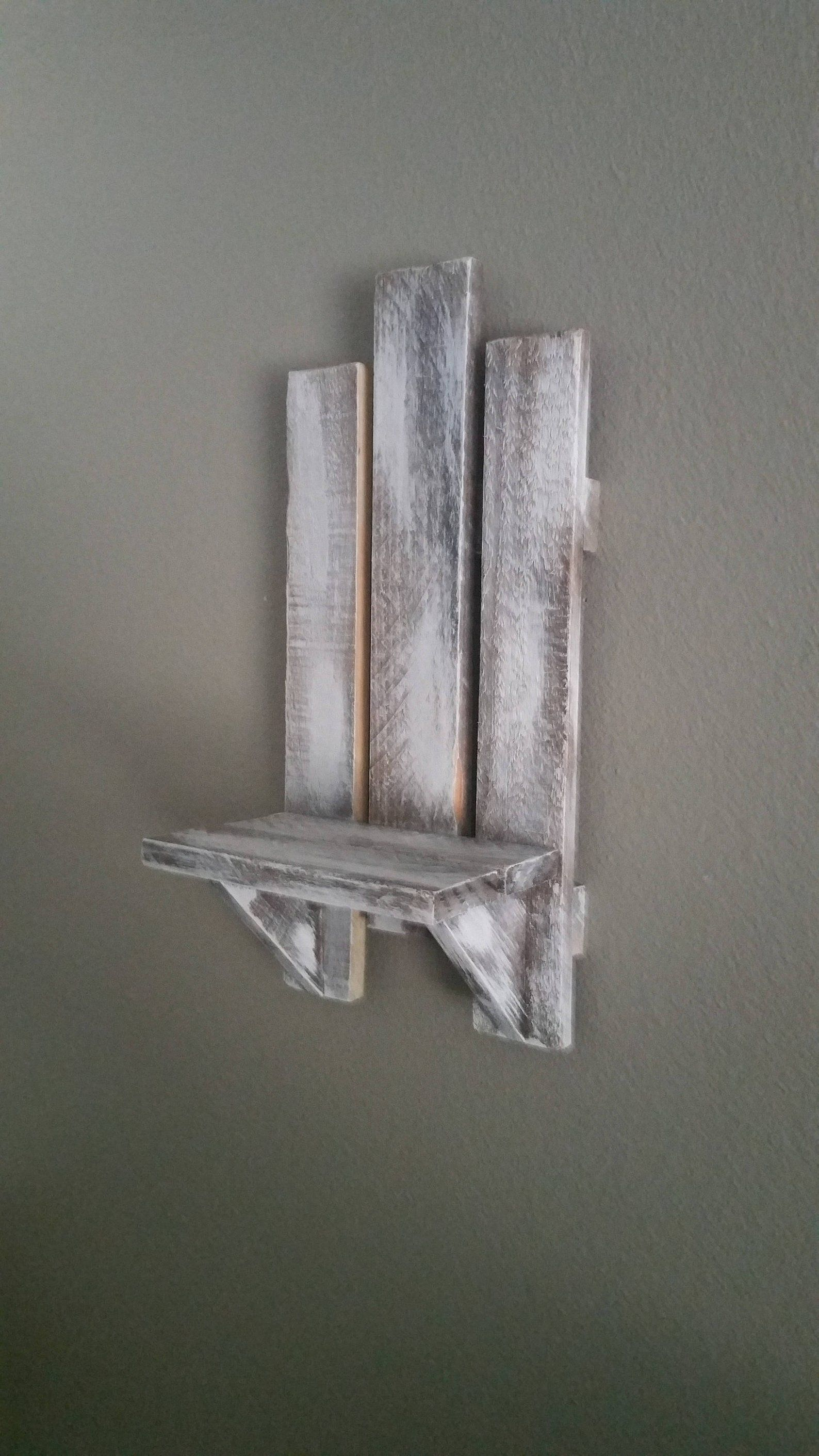 Sconces Wood White Wash Pair Handmade Reclaimed Wood Wall Etsy Recycled Wood Projects Rustic Wall Hangings Wood Candle Sconce