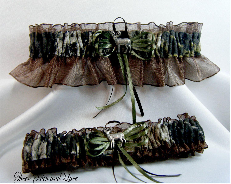 Wedding Dresses Camo Garters Camo Wedding Shoes Mossy Oak Dresses