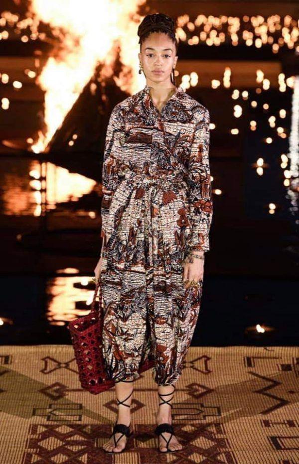 Dior Cruise 2020 Cultural Appreciation or Cultural Appropriation?