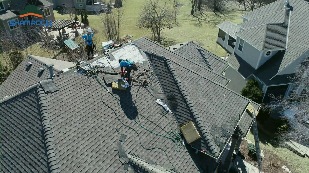 Get Your Free Roof Inspection From Shamrock Roofing Construction Free Roofinspection Roof Construction Roof Inspection Roofing