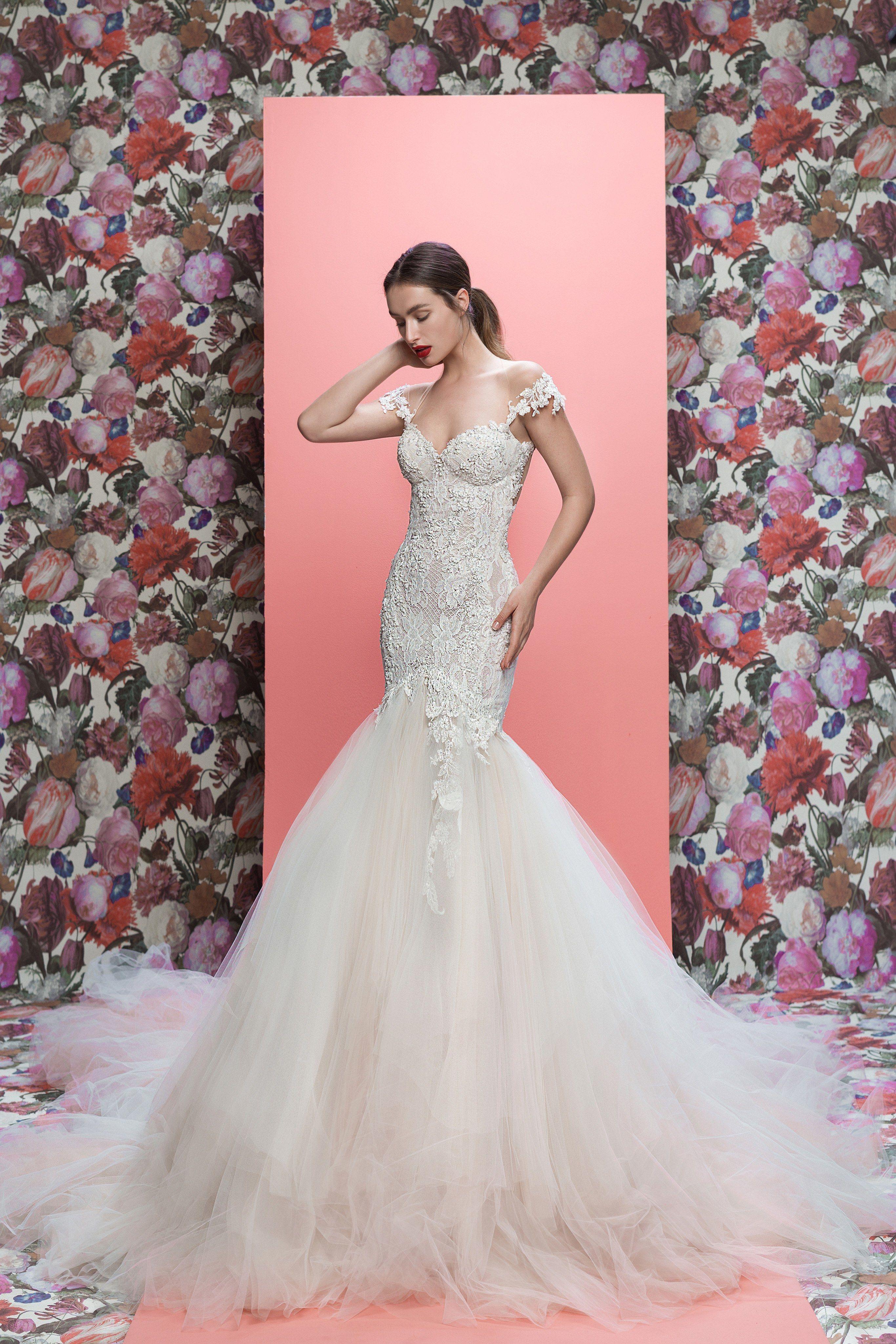 Galia Lahav 2019: Vestidos de novia llenos de magia | Vestidos de ...