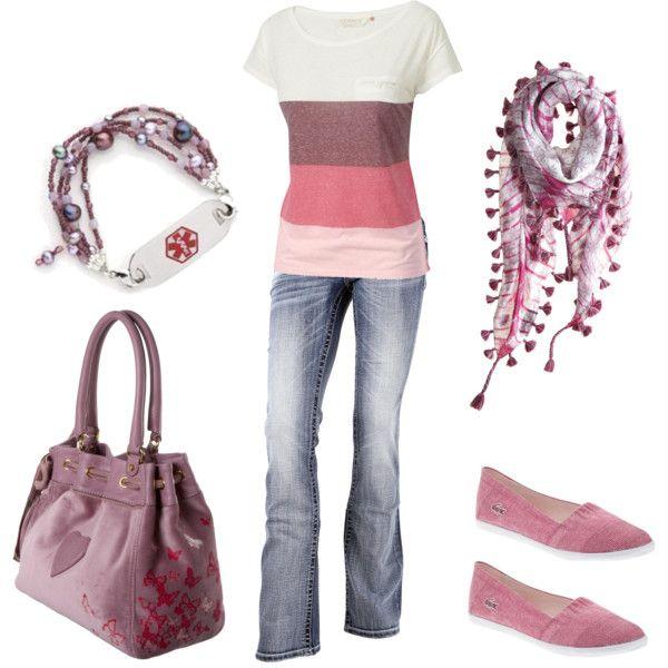 Pink Stripes :)