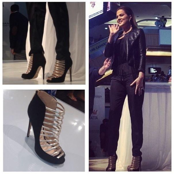 All Black Kardashian Shoes Fashion Kardashian Style