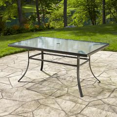 Essential Garden Fulton Dining Table Limited Availability Kmart