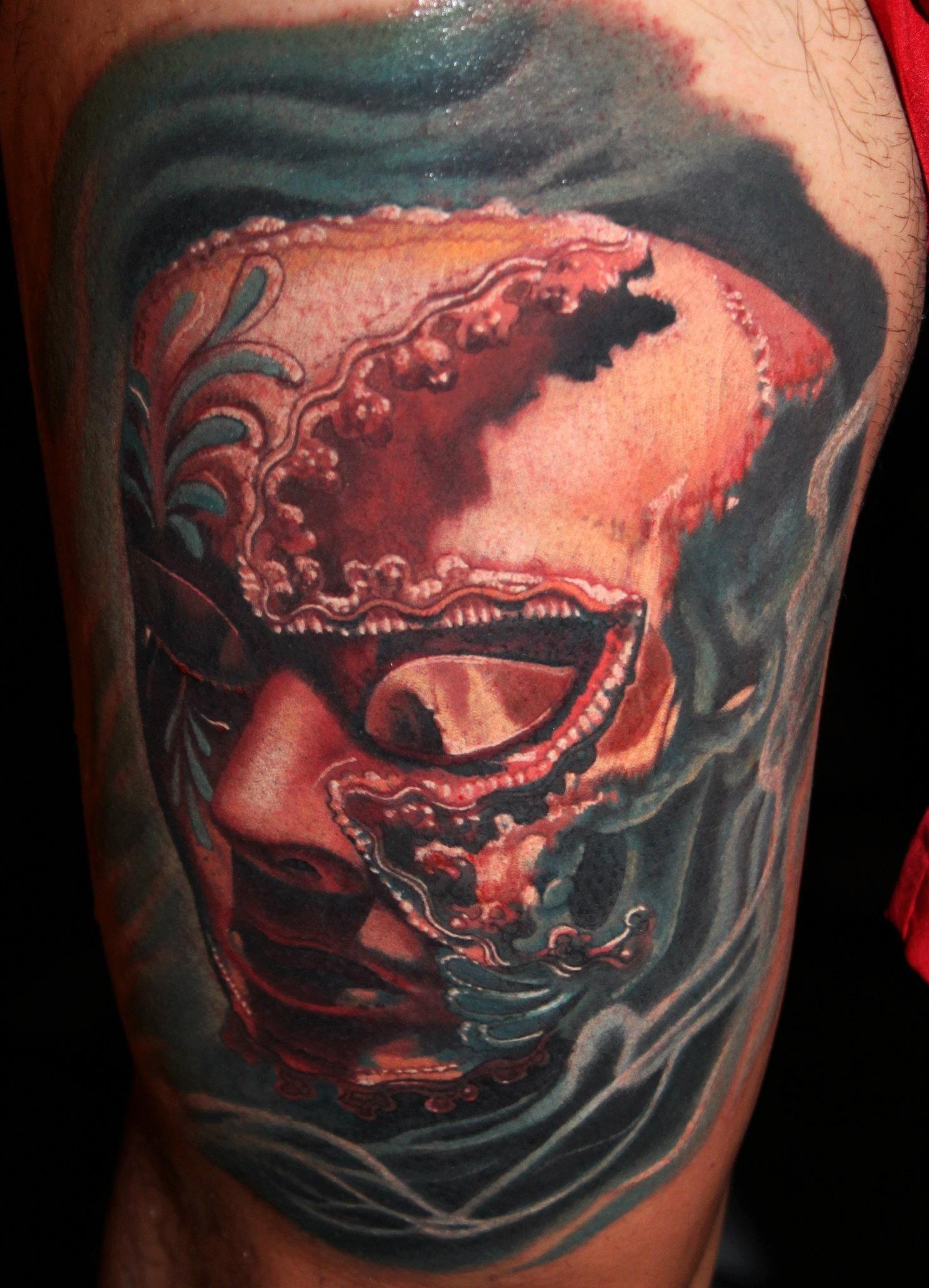 Boris Zalaegerszeg Tattoos Body Art Skull Tattoo