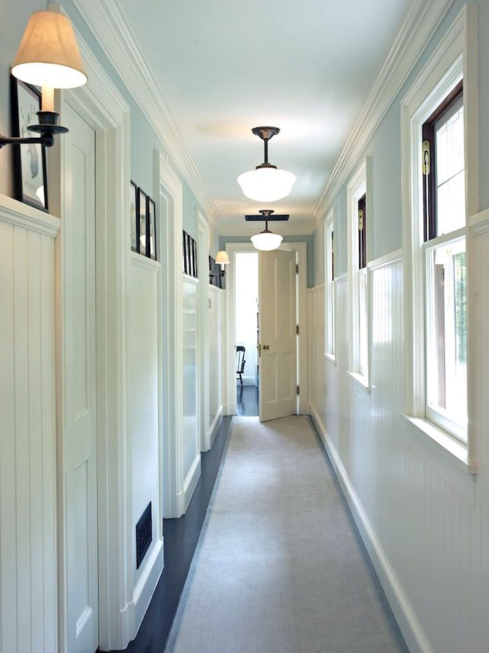 Help For A Long Boring Hallway And What Not To Do N E