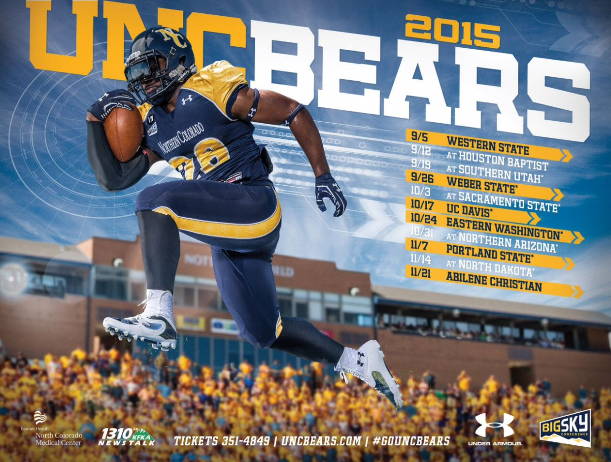 The Sportposterswag Top 30 Non Fbs Football Posters Sportsbiz