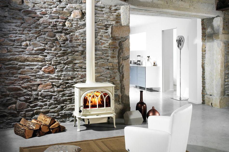 Jotul F 500 Oslo Hearth And Home Wood Stove Fireplace Freestanding Fireplace Wood Heater