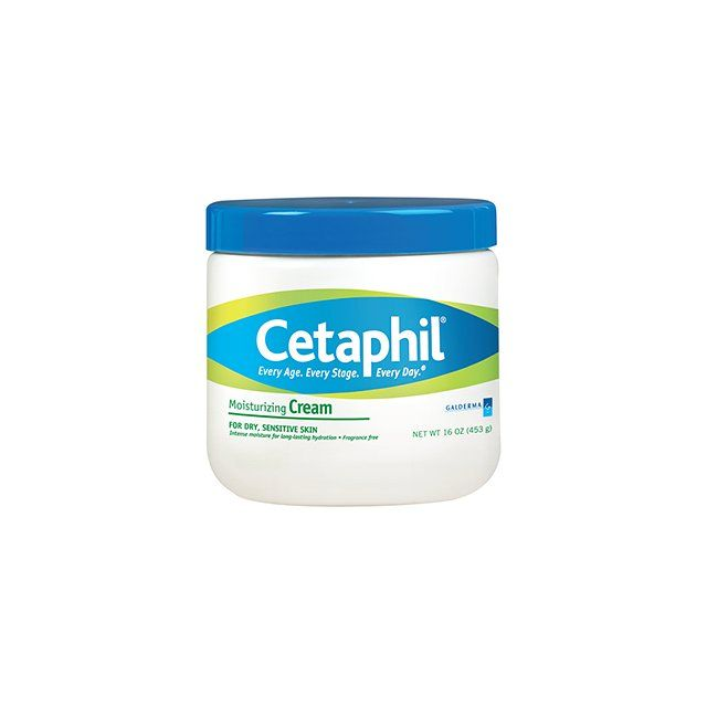 """Lili Göksenin, Vogue Features Assistant - """"Cetaphil moisturizer in the giant tub—it's the best all-season moisturizer but it's especially good for winter, when everything stings because of the cold. It just feels soothing."""" Cetaphil Moisturizing Cream, $14; ulta.com"""