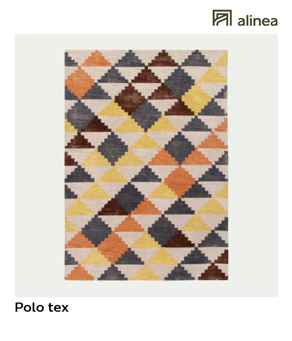 Alinea Polo Tex Tapis En Laine Motifs Azteques 160x230cm Tapis Tapis De Decoration Tapis Pour Chambre Et Salon Al Tapis Laine Tapis Motifs Azteques